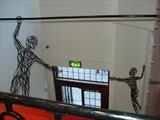Commission for The Brewery Conference Centre, London. by LUCY UNWIN, Sculpture