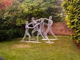 Commission for the Jubilee Gardens, Bewdley Town Centre by LUCY UNWIN, Photography, Worcestershire