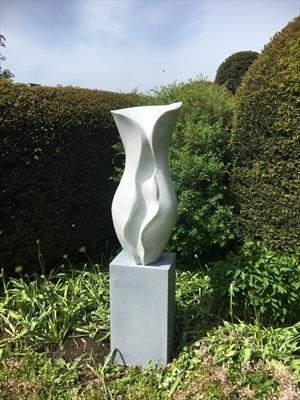 Within by LUCY UNWIN, Sculpture, Carrara Marble